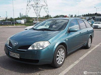 käytetty Nissan Primera Wagon 1.8