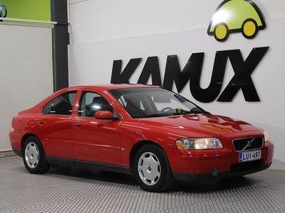 käytetty Volvo S60 S602.4 / SUOMI-AUTO / LOHKOLÄMMITIN /
