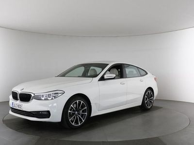 käytetty BMW 620 Gran Turismo dA G32 xDrive Sport Line, Pack Winter, HiFi, Backup Camera