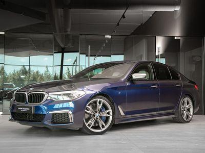 käytetty BMW M550 550 G30 Sedan i A xDrive Business - Takuu 12kk/20000km