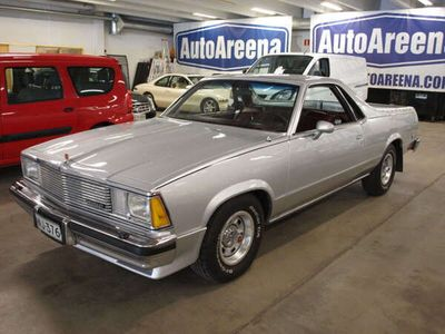 käytetty Chevrolet El Camino Super
