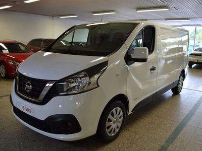 käytetty Nissan NV300 Van 1,6 dCi 125 6 M/T L2H1 1.2t FWD Working Star Blind FD Blind SSD