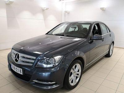 käytetty Mercedes C220 CDI BE 4Matic A Premium Business * Navi * Webasto *