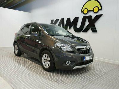 käytetty Opel Mokka 5-OV DRIVE 1,4 TURBO START/STOP 103KW MT6
