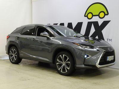 käytetty Lexus RX450h Hybrid 4WD A Comfort Tech Package / Gsm