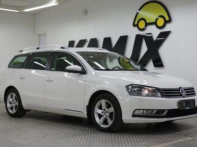 käytetty VW Passat Variant Comfortline 2,0 TDI 103 kW (140 hv) BlueMotion Technology / Webasto kaukosäädöllä / Ruotsi-auto /