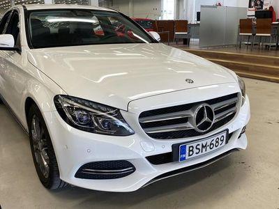 käytetty Mercedes C180 BlueTec A Premium Business *Led-ajovalot*