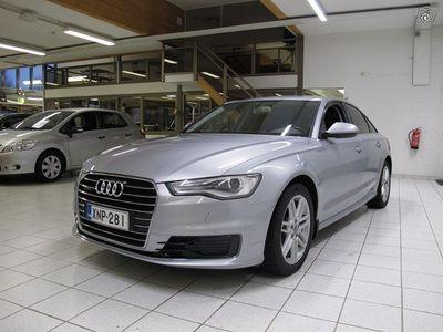 käytetty Audi A6 SEDAN BUSINESS SPORT 2.0 TFSI 185 KW QUATTRO S TRO