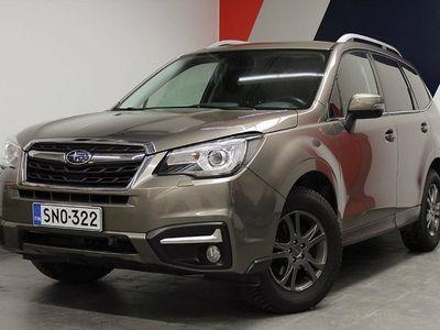 käytetty Subaru Forester 2,0i XS CVT (MY16)