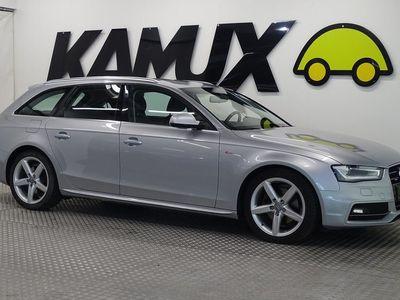 käytetty Audi A4 Avant 2.0 TDI quattro S-line