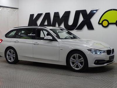 käytetty BMW 318 d Touring Steptronic, 150hk, 2017