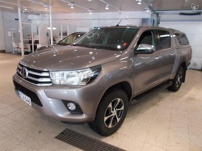 käytetty Toyota HiLux