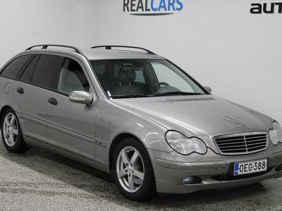 gebraucht Mercedes C320 4MATIC 320T 4Matic STW A