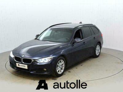 käytetty BMW 316 *NÄYTTÄVÄ*316d Turbo A F31 Touring Summer Edition Tarkastettuna, Rahoituksella, Kotiin toimitettuna!
