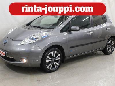 käytetty Nissan Leaf Tekna Leather 30 kWh
