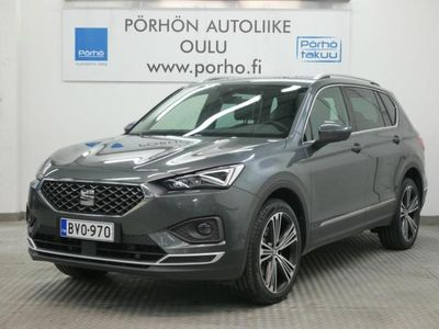 käytetty Seat Tarraco 2,0 TDI 190 4wd Xcellence Launch Edt A