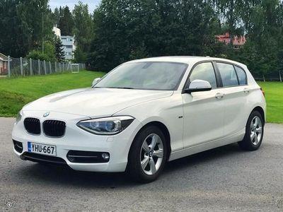 käytetty BMW 116 iF20 twinpower turbo 5ov business