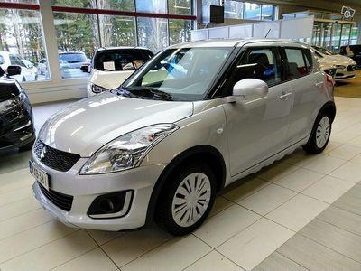 käytetty Suzuki Swift 4WD 1,2 VVT GL 5D 5MT