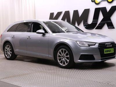 käytetty Audi A4 Avant Business 2,0 TDI 110 kW / Navi / Nahkapenkit / Xenon / ALV-vähennyskelpoinen /