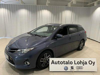 käytetty Toyota Auris Touring Sports 1,6 Valvem Active Edt (15
