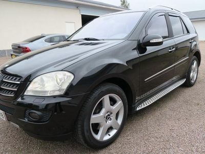 käytetty Mercedes ML320 CDI 4matic 5d A