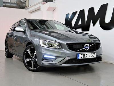käytetty Volvo V60 T4 | Business Advanced | R-Design | Navi |