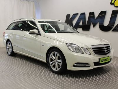 käytetty Mercedes E250 CDI BE T A Avantgarde / Xenon ILS / Navi / Muistipenkit