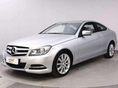 käytetty Mercedes C250 CDI BE Coupé A / Webasto / ILS / Comand Navi