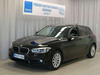 käytetty BMW 120 1-SARJA F20 Hatchback i A