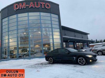 käytetty BMW 420 i A Coupe Sport-Line Xenon Kuntotarkastettu