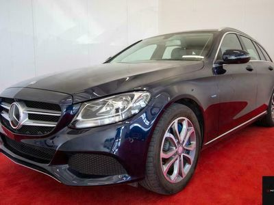 käytetty Mercedes C350e Wagon Premium Business A**WEBASTO**ILMA ALUSTA**DISTRONIC**360 KAMERA**TUTKAT**BLUETOOTH**