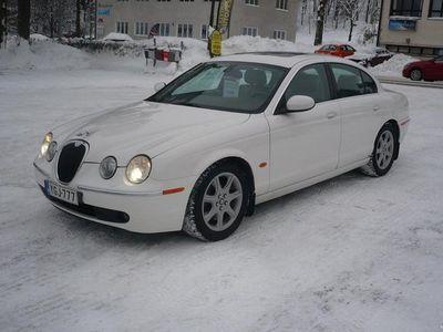 käytetty Jaguar S-Type