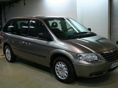 käytetty Chrysler Voyager