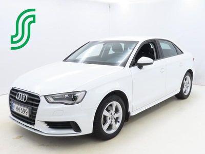 käytetty Audi A3 Sedan Business 1,4 TFSI 92 kW S tronic - Väh.1000 €:n hyvitys autosta kuin autosta!