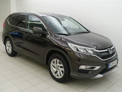 käytetty Honda CR-V 1,6 Diesel Elegance Plus Aut. 4WD * 1 om Merkkihuollettu *