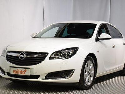 käytetty Opel Insignia 5-ov Edition 2,0 CDTI ecoFLEX S/S 125