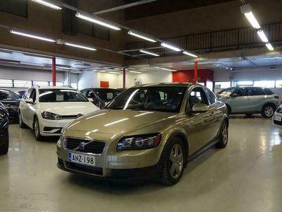 käytetty Volvo C30 1,6D DRIVe start/stop Kinetic man *Katsastettu 2/2021/ Lohkolämmitin/ Vakionopeudensäädin*