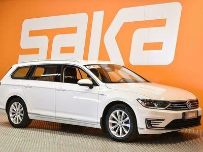 käytetty VW Passat Variant GTE Plug-In Hybrid 160 kW (218 hv) DSG ** TULOSSA ** Ota yhteys myyntiimme puh.0207032611 **