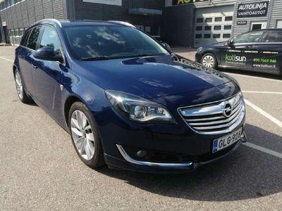 käytetty Opel Insignia Sports Tourer Innovation 1,5 Turbo Start/Stop 121kW MT6 *HUIPPUVARUSTEET, 1-OM.*
