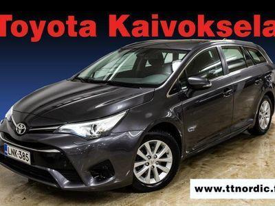 käytetty Toyota Avensis 1,6 Valvematic Life Edition Touring Spor * Korko 0,9% / Käsiraha alk. 0e*