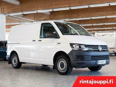 käytetty VW Transporter Umpipakettiauto 2,0 TDI 110 kW 4Motion DSG #webasto#koukku
