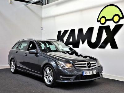 käytetty Mercedes C220 T CDI | AMG | Vetokoukku | GPS |