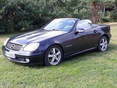 käytetty Mercedes SLK230 ,