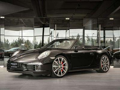 käytetty Porsche 911 Carrera S Cabriolet PDK