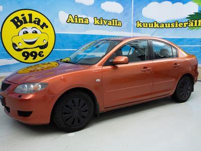 käytetty Mazda 3 SEDAN 1.6 - 0