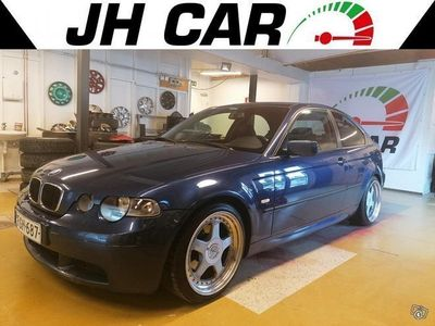 käytetty BMW 316 Compact 1.8ti M-sport
