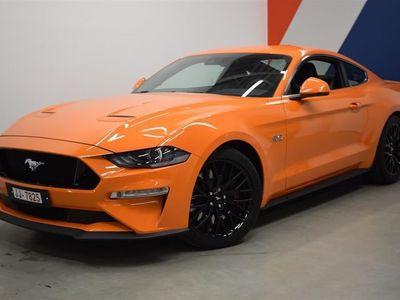 käytetty Ford Mustang GT USA 5,0 V8 449hv A10 Fastback