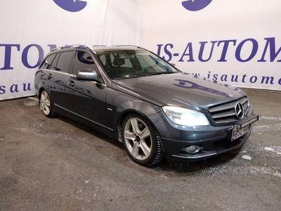 käytetty Mercedes C320 CDI Avantgarde Autom. * Xenon / Navi / Vetokoukku * Kotiintoimitus * Vaihto ja Rahoitus *