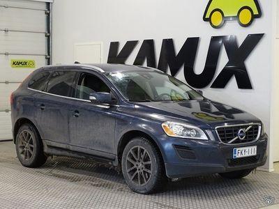 käytetty Volvo XC60 D4 AWD Summum Business aut ** Koukku / Webasto / Sähkötoim.takaluukku **
