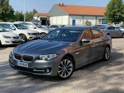 käytetty BMW 518 518 F10 Sedan d A Business Exclusive Edition ** Adapt. Xenon / Sporttinahat / Koukku / Merkkihuollettu **